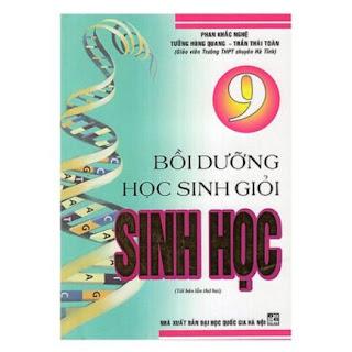 Bồi Dưỡng Học Sinh Giỏi Sinh Học 9 ebook PDF-EPUB-AWZ3-PRC-MOBI
