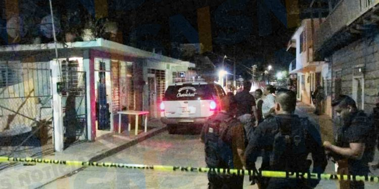 Sicarios ingresan a domicilio de Comandante de Fuerza Civil en Veracruz y lo ejecutan