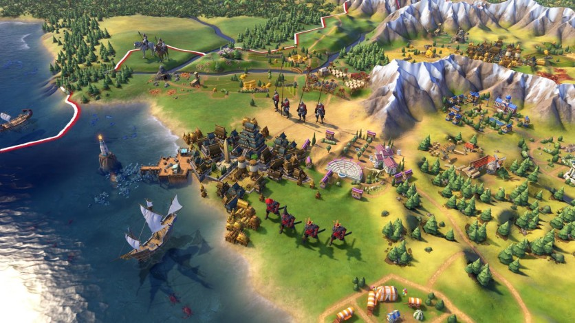 Sid Meiers Civilization VI Digital Deluxe (PC)