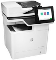 Descargar de controladores HP LaserJet Managed MFP M630