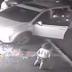Vídeo mostra homem sendo sequestrado na frente do filho de 5 anos, assista