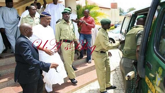 BREAKING: Supreme Court Upholds 12-year Prison Sentence of Ex-Taraba Governor, Jolly Nyame