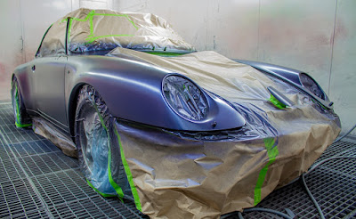 5 Signs that Your Car Needs Auto Body Painting Services