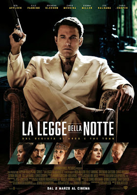 La Legge Della Notte Poster