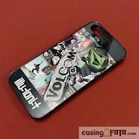 custom case Volcom