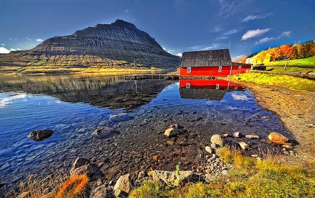 Hoteles Románticos en Islandia: Luna de Miel en Islandia