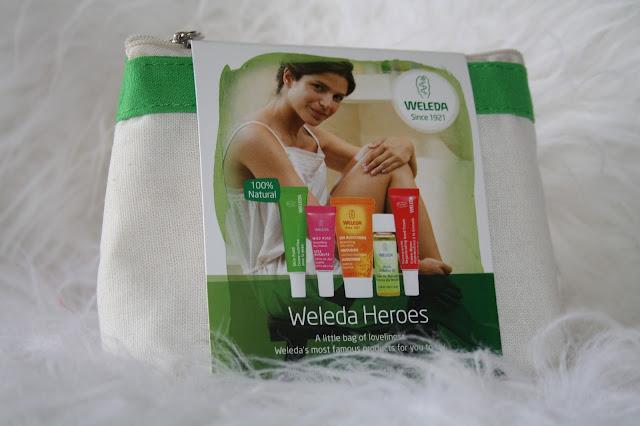 Weleda Heroes kit