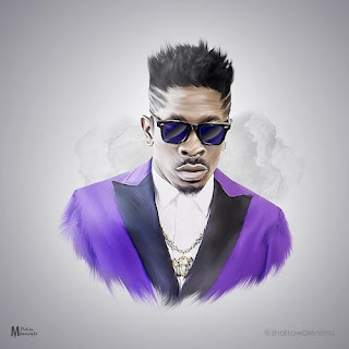 Shatta Wale - Shame on You (Tic Tac Diss) (Prod By Da Maker)