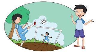 beni bermain bola www.simplenews.me