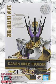 S.H. Figuarts Kamen Rider Thouser Box 01