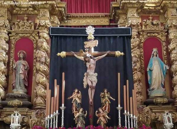 La Buena Muerte de Ayamonte retrasa a octubre los actos del cincuentenario