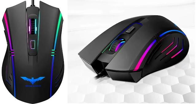 Gaming Mouse,HAVIT HV-MS672 3200 DPI Review