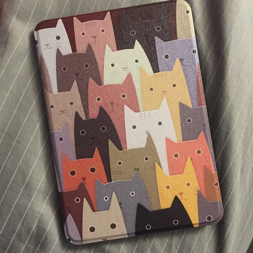 kindle paperwhite cat cover