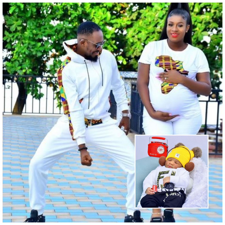 Stella Dimoko Korkus.com: Actor Junior Pope And Wife Jennifer Welcome Their  3rd Child