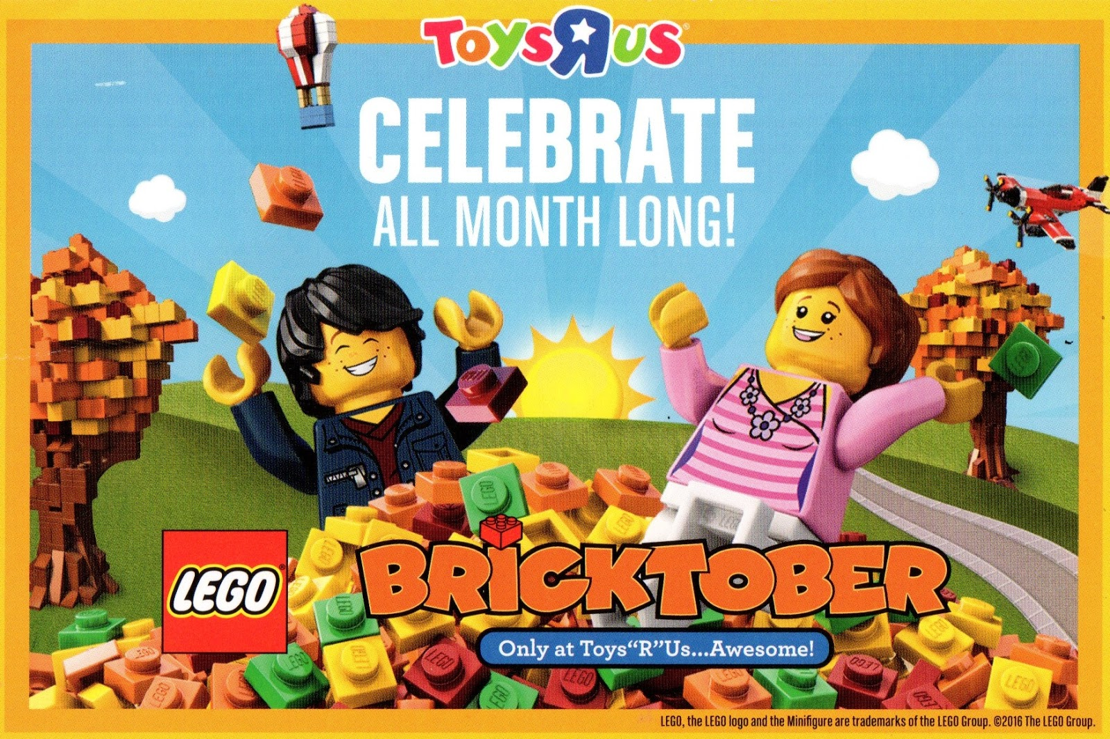 visit toysruscomlego or click here for details