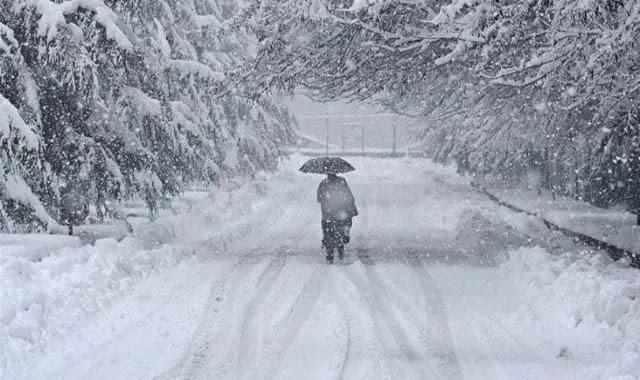 الأرصاد الجوية التركية تحذر من ثلوج قادمة وأمطار غزيرة
