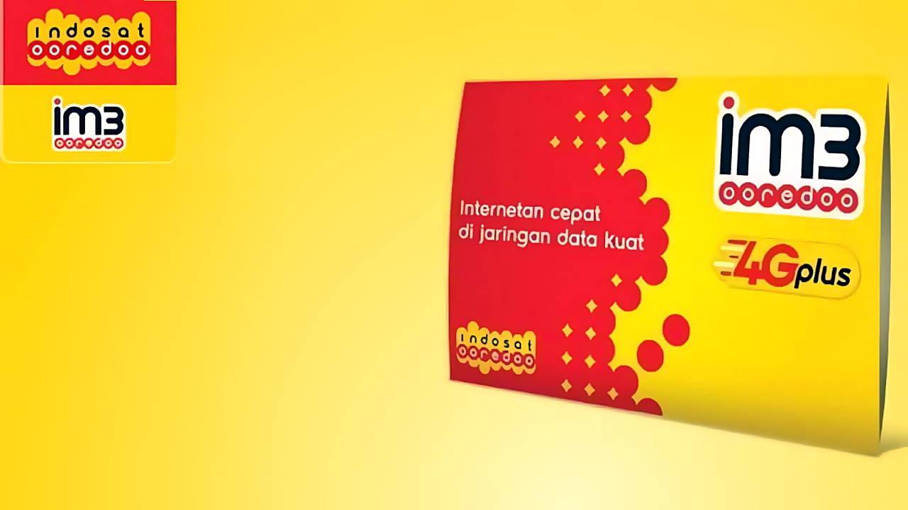 Paket Internet Indosat IM3 Lengkap 2021