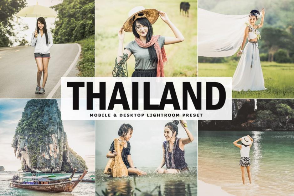 Filter Thailand Instagram
