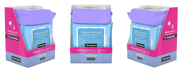 discover Neutrogena Day & Night Wipes 2020