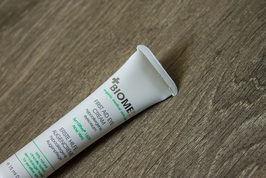 First Aid Eye Cream Biomed