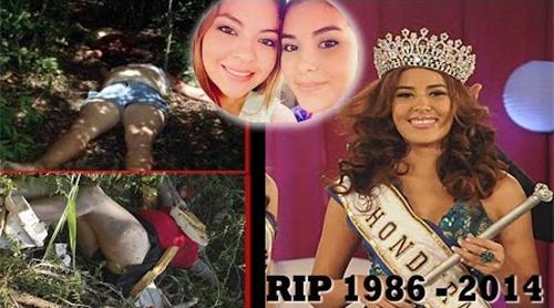 10 hoa hậu chết bi thảm nhất lịch sử
