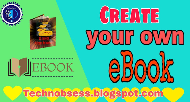 How to Create an ebook in 2021