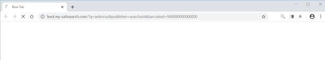 My-safesearch.com (Hijacker)