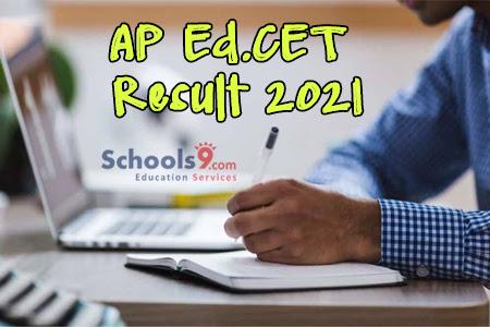 AP EdCET Score Card