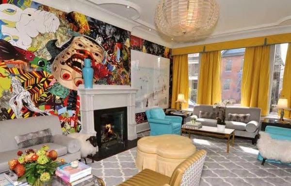 Art Or Interior Decor Horror The Glam Pad