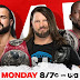 WWE Monday Night Raw 14.06.2021 | Vídeos + Resultados