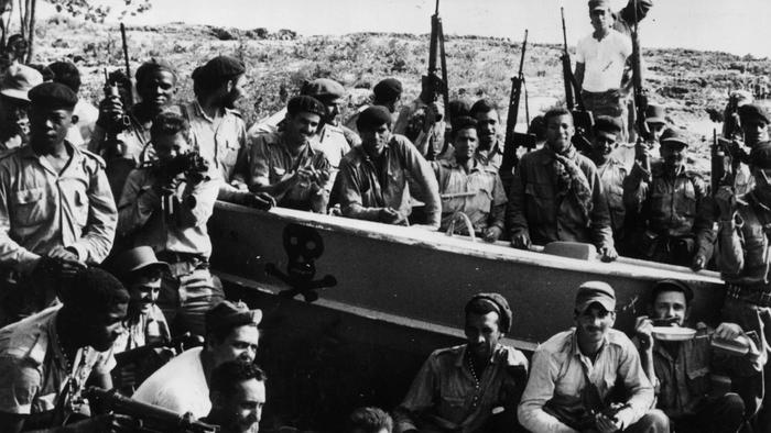 Cuban army after bay of pigs invasion