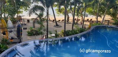 Buganâ Beach and Diving Resort