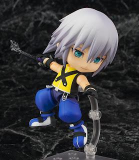 "Nendoroid Riku de ""Kingdom Hearts"" - Good Smile Company"
