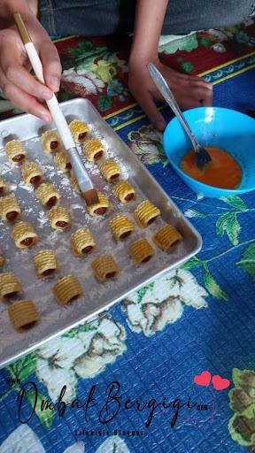 resepi tart nenas gebu gebas sukatan cawan  mudah Resepi Begedil Maggi Enak dan Mudah