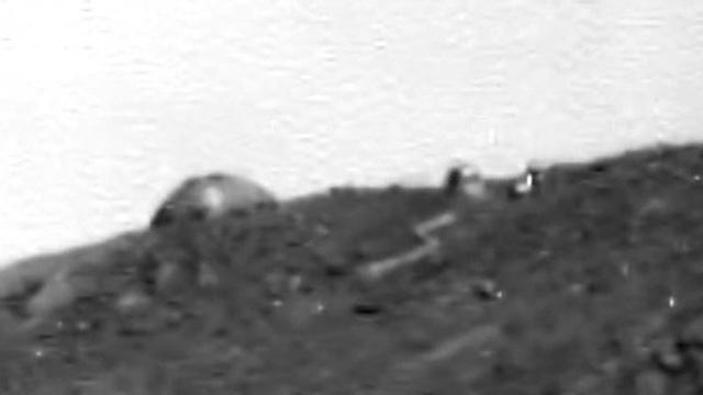 Cấu trúc mái vòm bí ẩn nghi ngờ của người hành tinh trên sao Hỏa