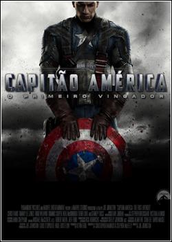 Baixar Capitão América: O Primeiro Vingador Dublado Grátis