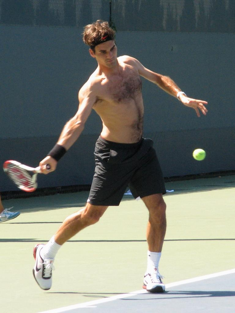 Male Naked Tennis Players