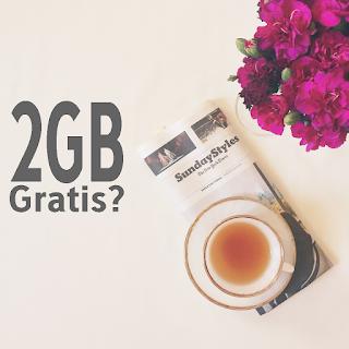 Cara Mendapatkan Kuota Telkomsel 2GB Gratis Terbaru 2019