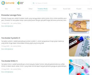 Mengenal SehatQ.com, Situs Penyedia Informasi Kesehatan Terlengkap
