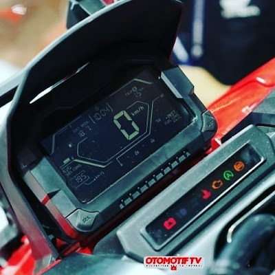 Speedometer Honda ADV150, Full Digital