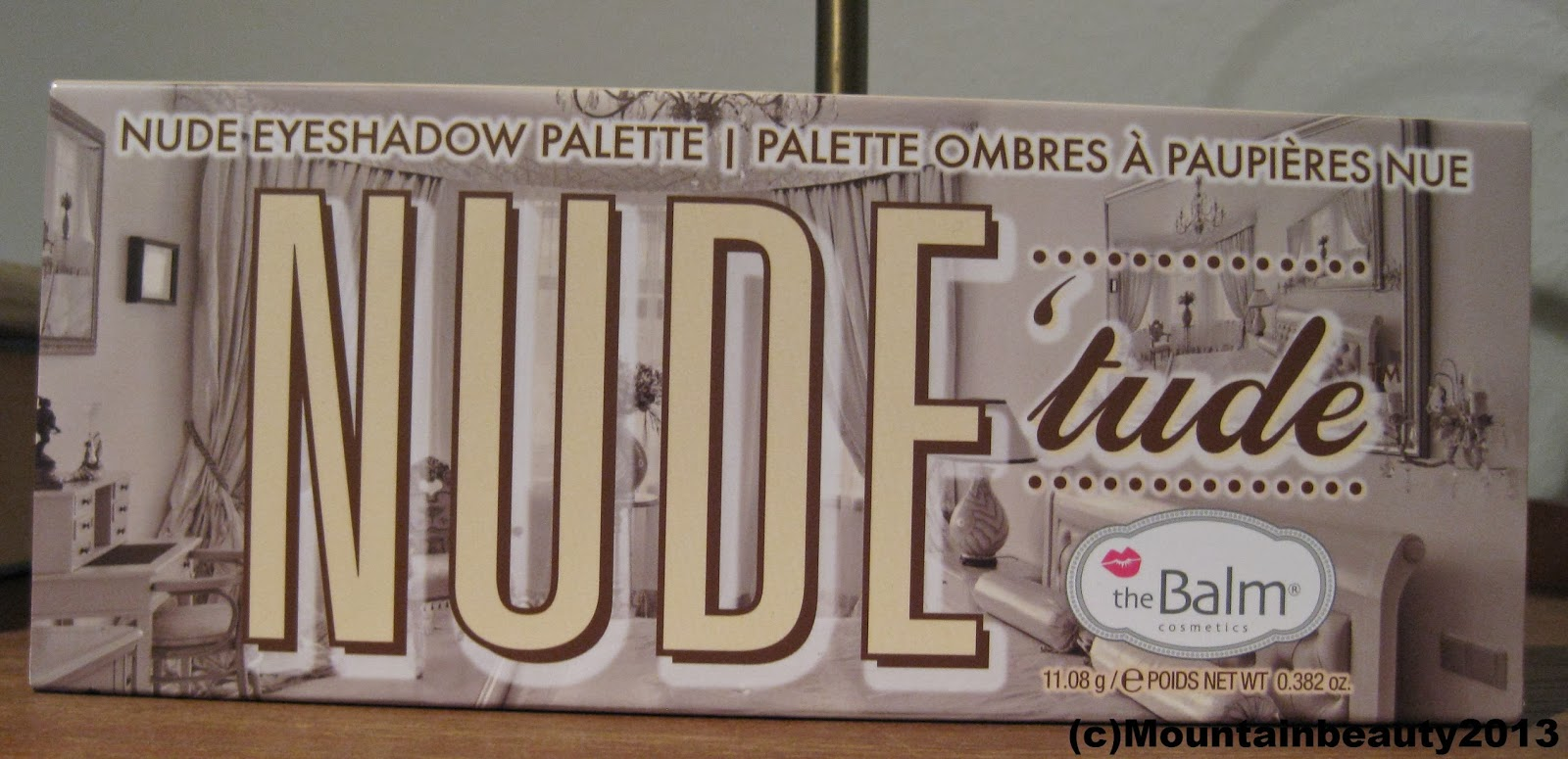 Mountain Beauty The Balm - Nudetude Palette-2913