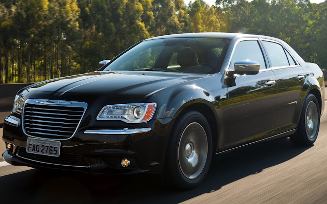 Chrysler 300C recall Brasil