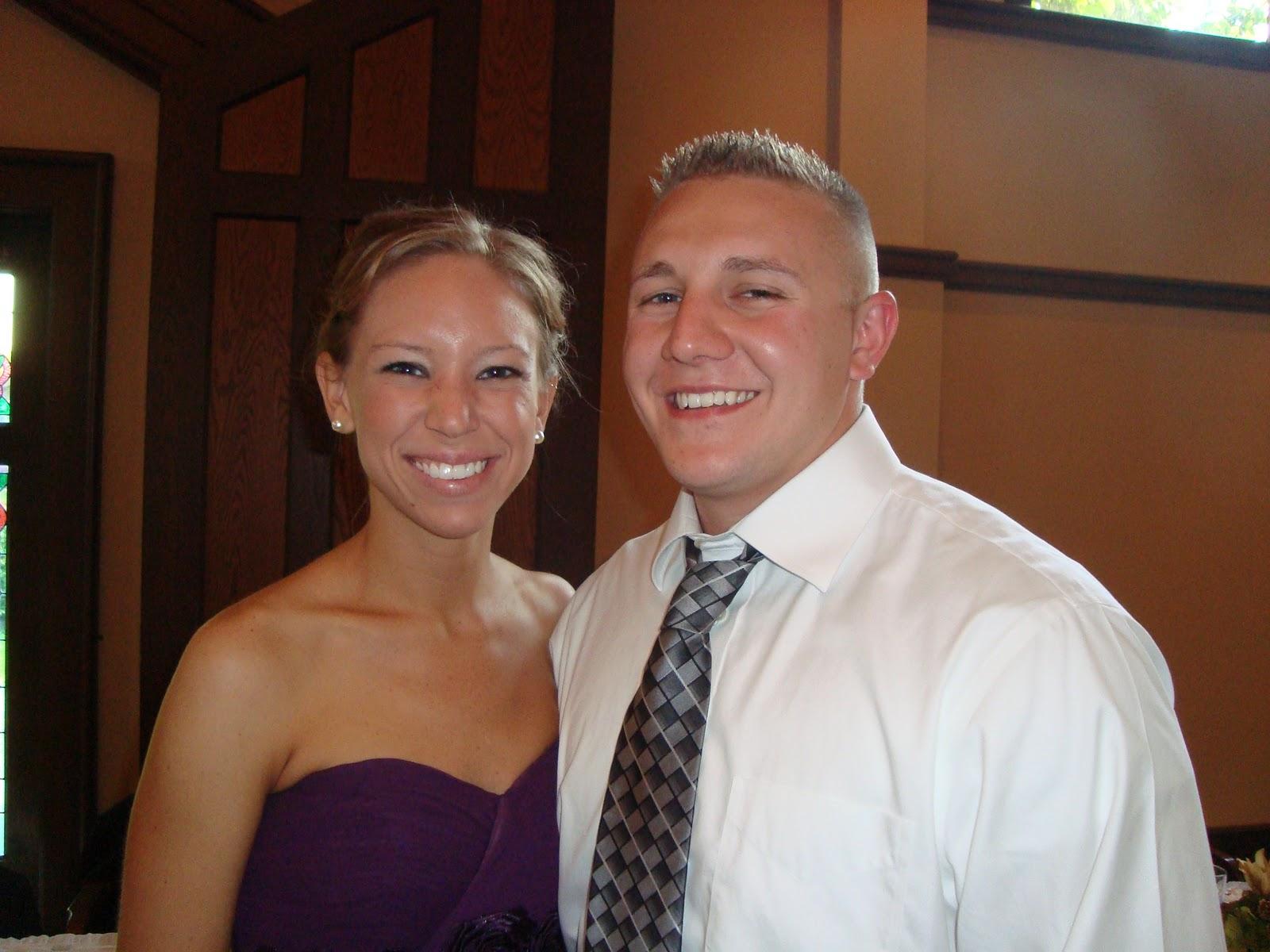 Morgan yoder wedding