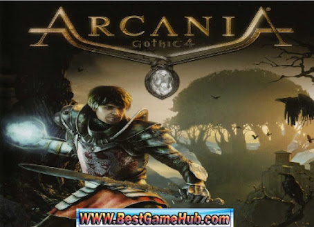 Arcania PC Game High Compressed Free Download