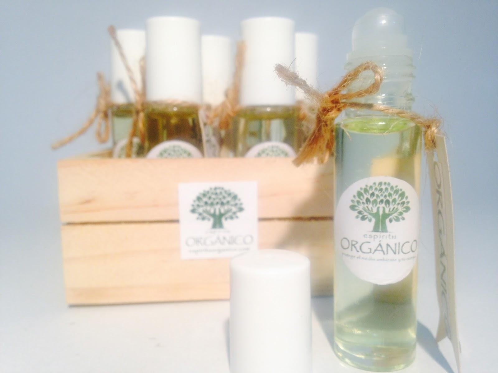 Aceite  Orgánico Alivio Dolor De Cabeza $25.000