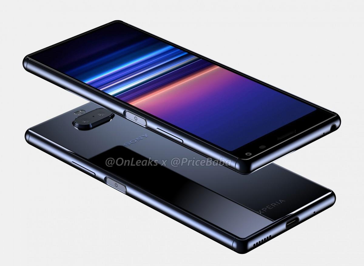 تسريبات جديدة تكشف لنا عن التصميم النهائي للهاتف Sony Xperia 20