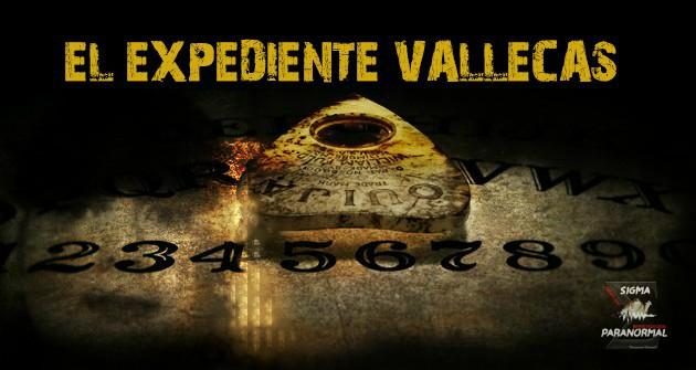 El expediente Vallecas. Un escalofriante caso de Poltergeist en España