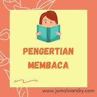 Pengertian membaca untuk memberi ruh dalam membaca