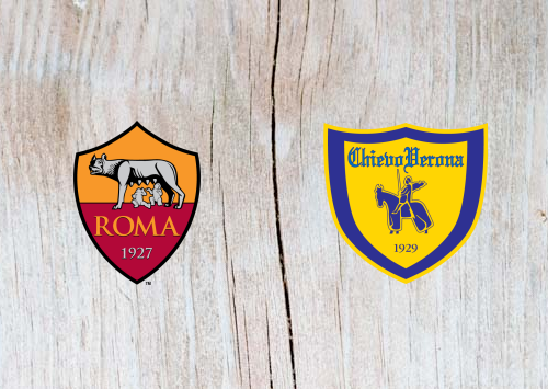 Roma vs Chievo Full Match & Highlights 16 September 2018