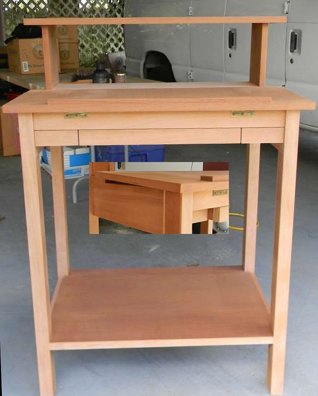 Wood How To Standing Desk Design Kit